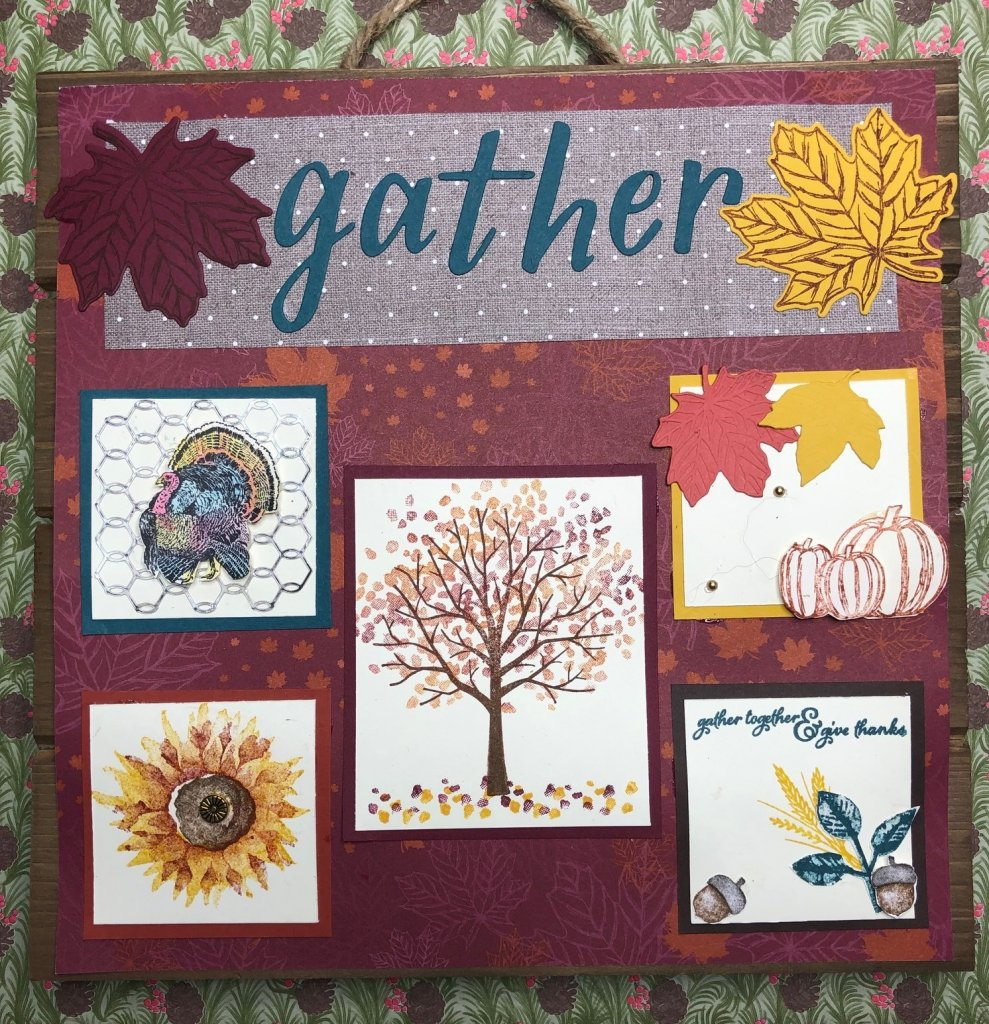 Gather Together for Thanksgiving