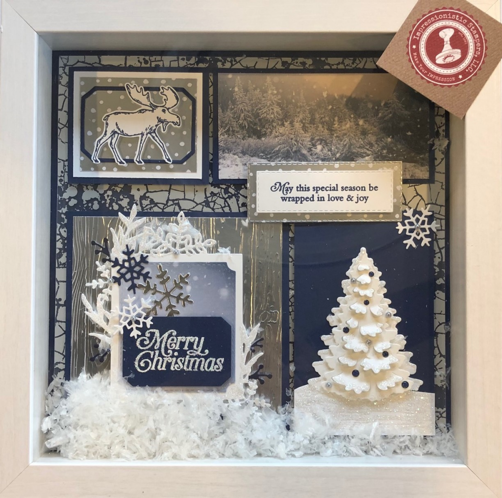 There's still time for a beautiful Christmas sampler!